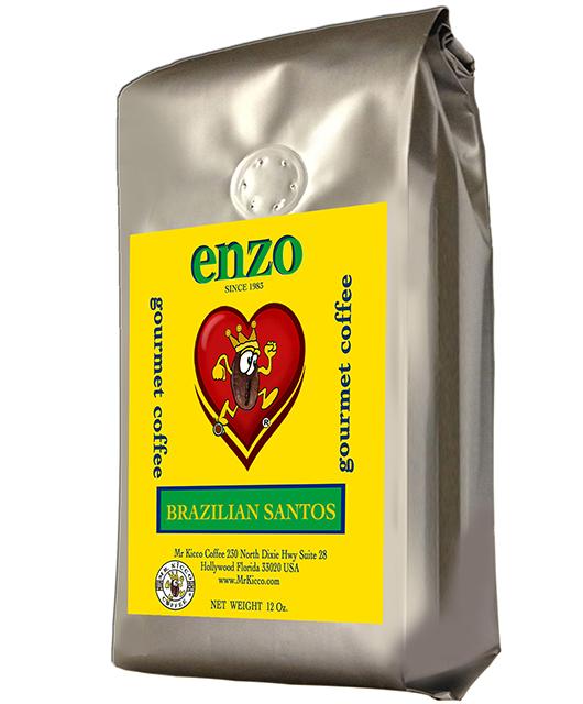 Enzo Brazilian Gourmet Coffee
